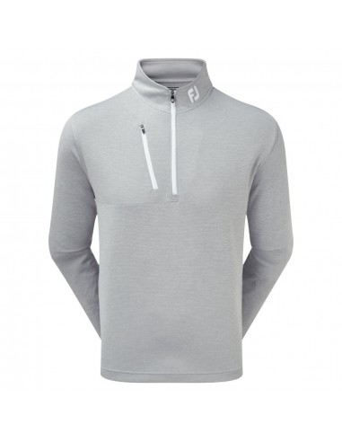 FOOTJOY HEATHER Pinstripe CHILL-OUT Pullover - JERSEI HOME 2019