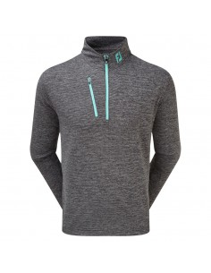 FOOTJOY HEATHER PINSTRIPE CHILL-OUT - JERSEI HOMBRE 2019