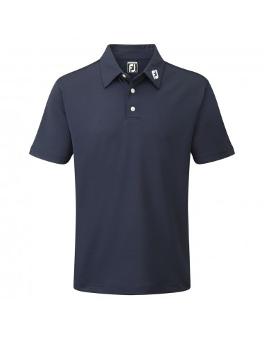 FOOTJOY STRETCH PIQUÉ SOLID - POLO HOME 2019