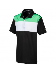 PUMA Nineties GOLF POLO - POLO JUNIOR 2019