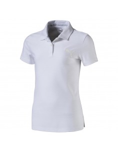 PUMA JUNIOR GIRLS Pounce ASTON POLO - POLO JUNIOR