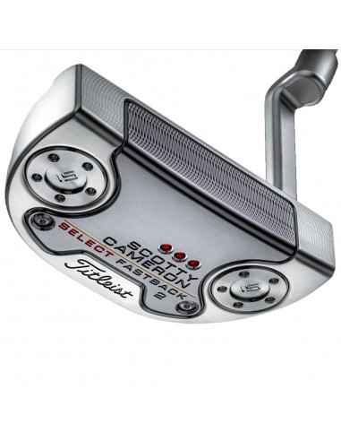 TITLEIST SCOTTY CAMERON FASTBACK 2 - PUTTER 2019