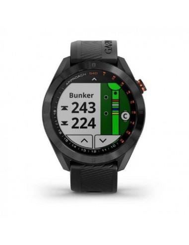 GARMIN APPROACH S40 NEGRE - RELLOTGE GPS UNISEX