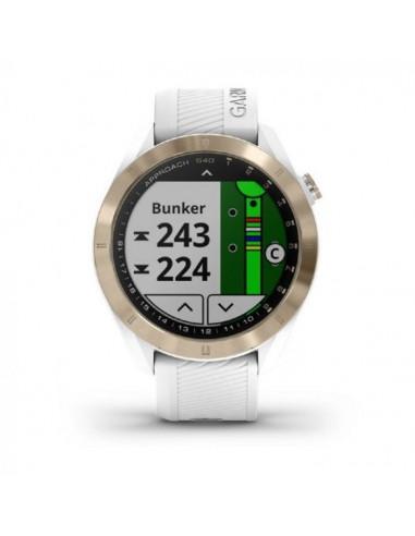 GARMIN APPROACH S40 BLANC - RELLOTGE GPS UNISEX