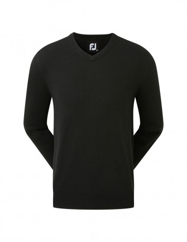 FOOTJOY WOOL BLEND V-NECK - JERSEI HOMBRE