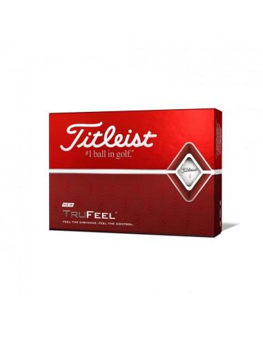 TITLEIST TRUFEEL - BOLES