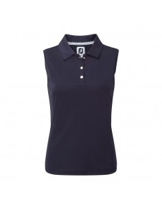 FOOTJOY INTERLOOCK SLEVELESS SOLID