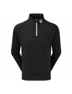 FOOTJOY CHILLOUT PULLOVER BLACK - JERSEY HOMBRE