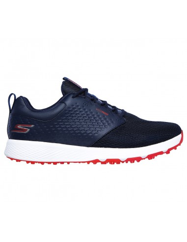 SKECHERS ELITE 4 PRESTIGE NAVY/RED - MEN'S SHOE