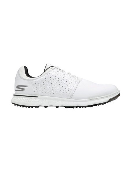 SKECHERS ELITE 3 APPROACH TOTAL WHITE - MEN'S SHOE