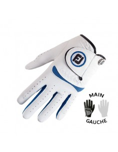 FOOTJOY JUNIOR WHITE/BLUE-...