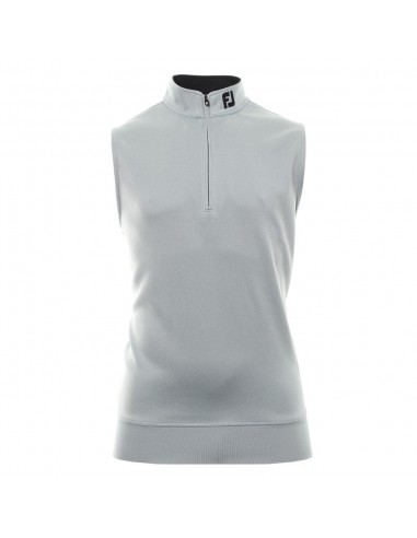 FOOTJOY CHILLOUT VEST HEATHER GREY -...