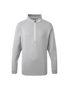 FOOTJOY PULLOVER H.GRY -...