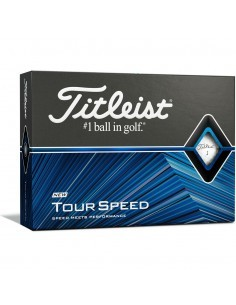 TITLEIST TOUR SPEED BALLS -...