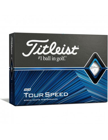 TITLEIST TOUR SPEED BALLS - BALLS