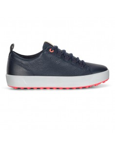 ECCO SOFT NAVY - WOMEN'S SHOES