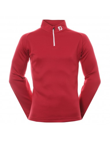 FOOTJOY CHILL OUT PULLOVER RED - MAN...