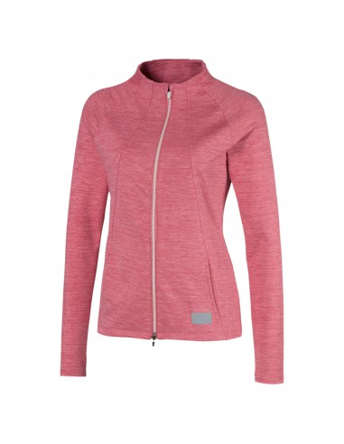 PUMA CLOUDSPUN W WARM UP JACKET DARK...