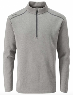 PING RAMSEY HALF ZIP RIBBED...