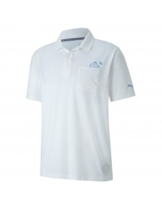 PUMA SLOW PLAY POCKET POLO...