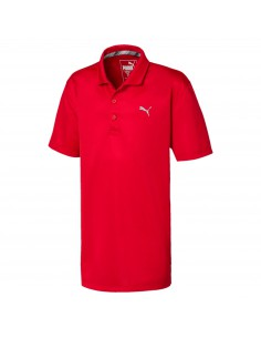 PUMA BOYS ESSENTIAL POLO...