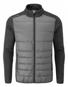 PING DOVER JACKET GREY -...
