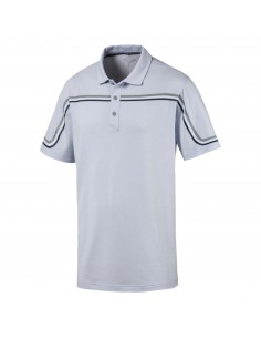 PUMA LOOPING POLO GREY -...