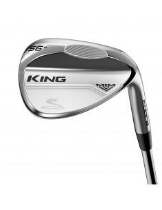 COBRA KING MIM WEDGE SILVER...