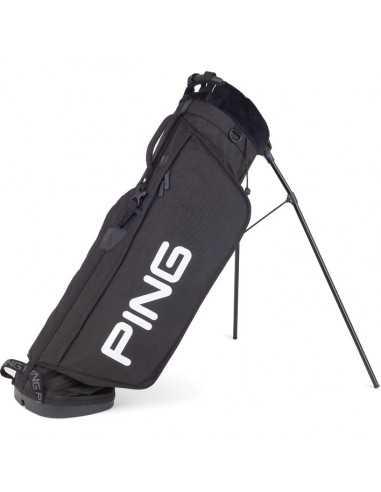 PING L8 STAN BAG BLACK - BOLSA