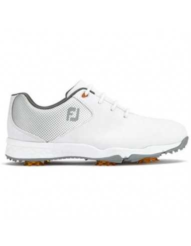 FOOTJOY DNA HELIX WHITE/SILVER -...