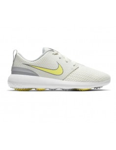 NIKE ROSHE G WHITE/YELLOW -...
