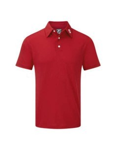 FOOTJOY STRETCH PIQUÉ SOLID- POLO HOME