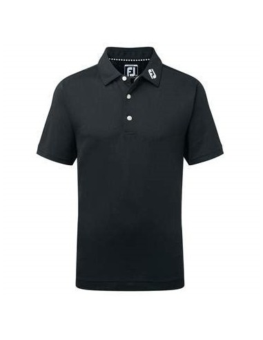 FOOTJOY JR STRETCH PIQUE SOLID - POLO JUNIOR