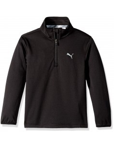PUMA JUNIOR 1/4 ZIP - JERSEI JUNIOR 2019
