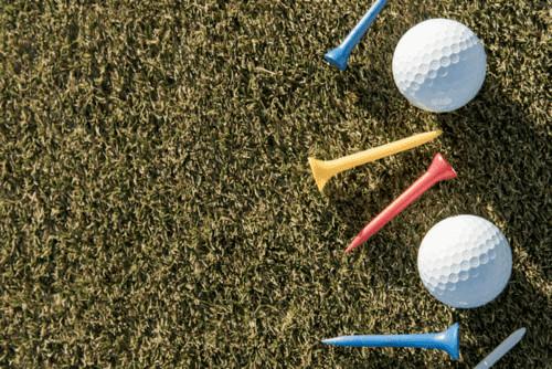 Accesorios golf